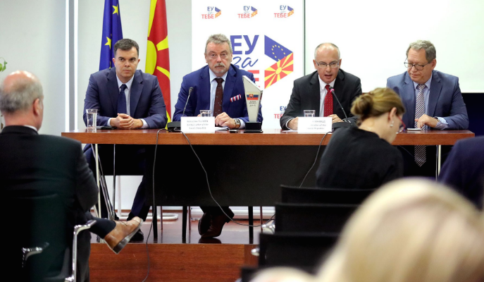Visegrad Group offers strong support to North Macedonia ...